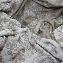 17% Linen+83%Cotton Terry...
